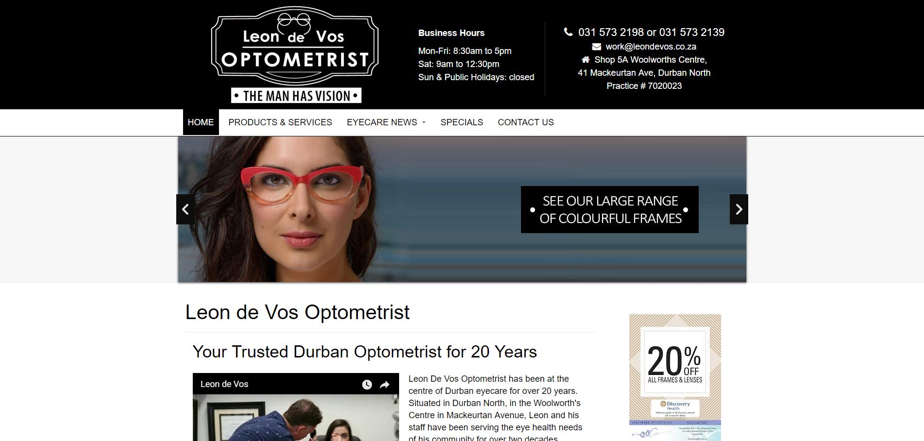 6def6c235d Our Work - Durban Website Design